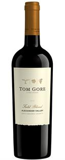 Tom Gore Field Blend 2013 750ml